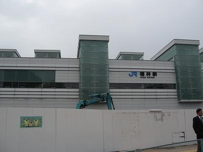 福井の駅なんていつぶりだろうか.JPG